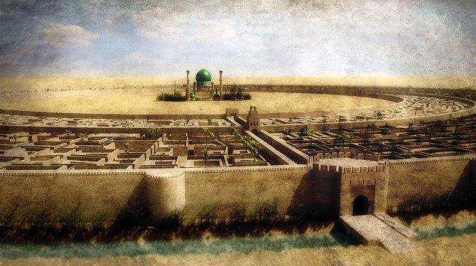 Bagdad_sous_abbassides